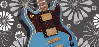 Test: DAngelico Deluxe Brighton OT, E-Gitarre