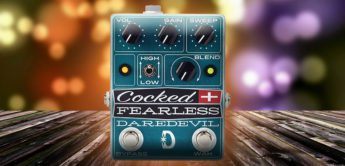 Test: Daredevil Pedals Cocked & Fearless, Effektgerät