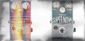 Test: Daredevil Pedals Drive-Bi Dual Channel Gain & Supernova