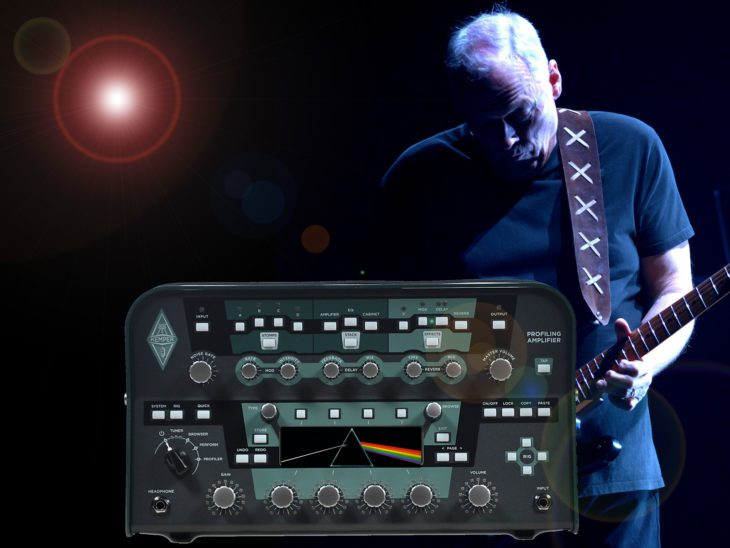 David Gilmours Gitarrensound mit dem Kemper Amp