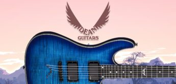 Test: Dean Guitars Custom 450 Flame Top, E-Gitarre