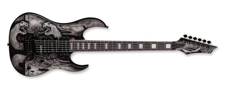 Dean Michael Angelo Signature E-Gitarre