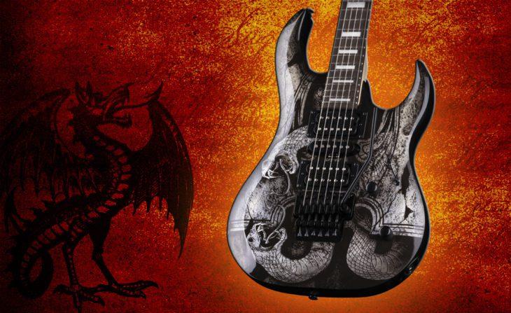 Dean Michael Batio MAB4 E-Gitarre