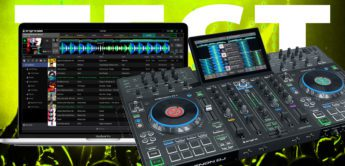 Test: Denon DJ Engine Prime, DJ-Software