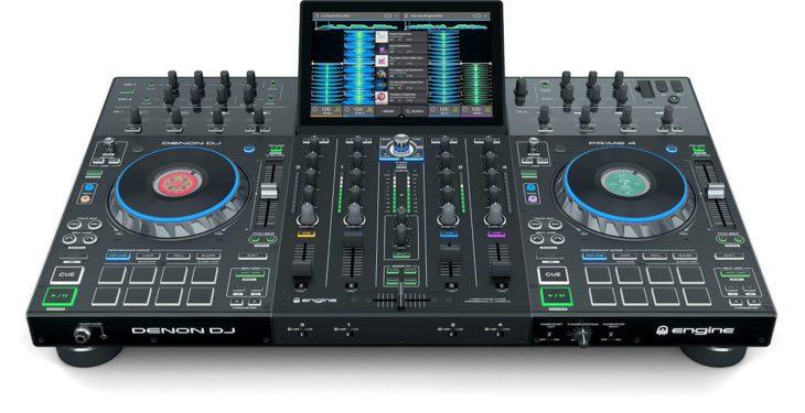 Denon DJ Prime 4 Betaversion 1.4