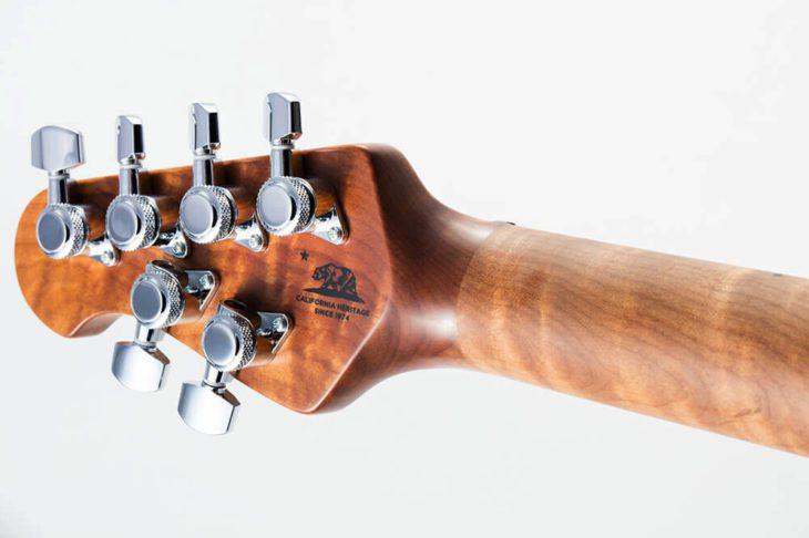 Die besten E-Gitarren 2019 music man neck