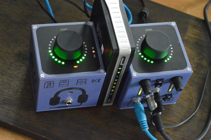 DIGIGrid-Q (links) und DIGIGrid-M (rechts)
