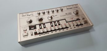 Test: Din Sync RE-303, die beste TB-303 ever!