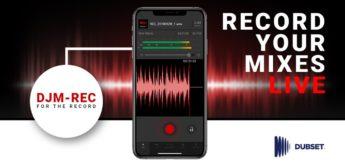 Pioneer DJ updatet DJM-REC App für Streaming