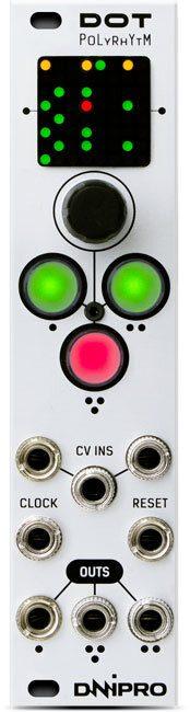 Dnipro Dot - 3 Spuren auf 6 TE