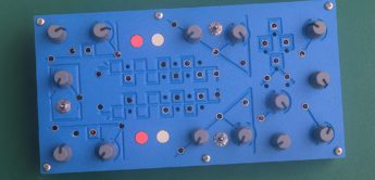 Lorre-Mill Double Knot V2 – Experimentier-Synthesizer