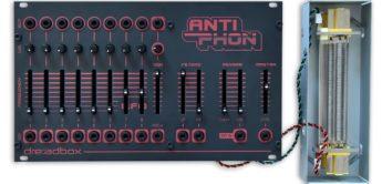 News: Dreadbox Antiphon – ein Modul mit 8 Oszillatoren und Federhall