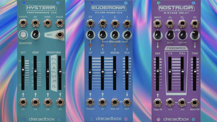 Dreadbox The Chromatic Modules