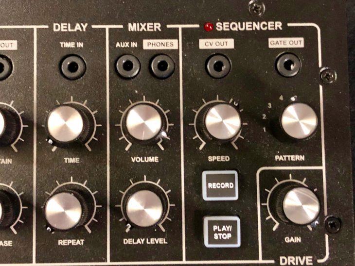 Dubreq Stylophone Gen-R-8 FX & Mixer