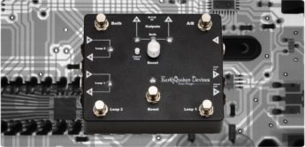 Test: Earthquaker Devices Swiss Things, Looper Pedal