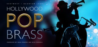 Test: Eastwest Hollywood Pop Brass Sample Library