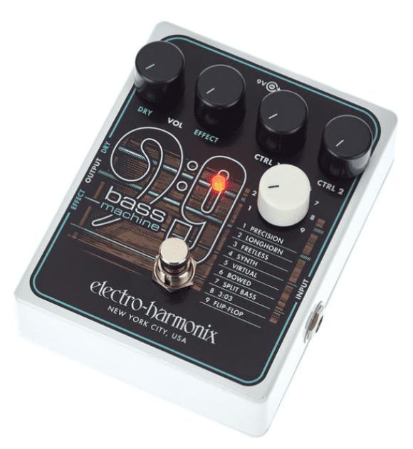 Electro Harmonix BASS9 Bass Machine Bild 1