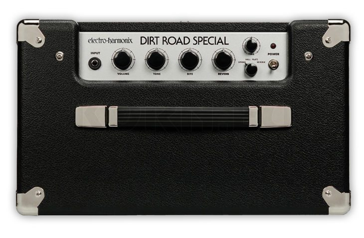 Electro Harmonix Dirt Road Special Gitarrenverstärker Panel