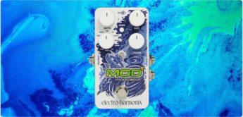 Test: Electro Harmonix Mod 11, Gitarren-Pedal