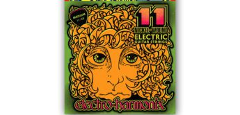 NAMM News 2019: Electro Harmonix Saiten
