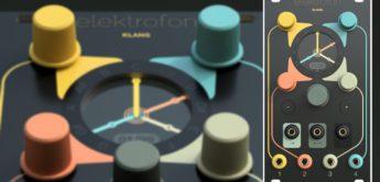 Elektrofon Klang, vierstimmiger Chord-Controller