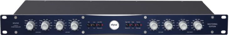 elysia xfilter mastering equalizer