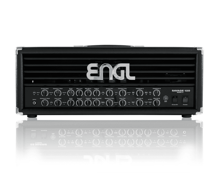 Engl Savage 120 MkII Front