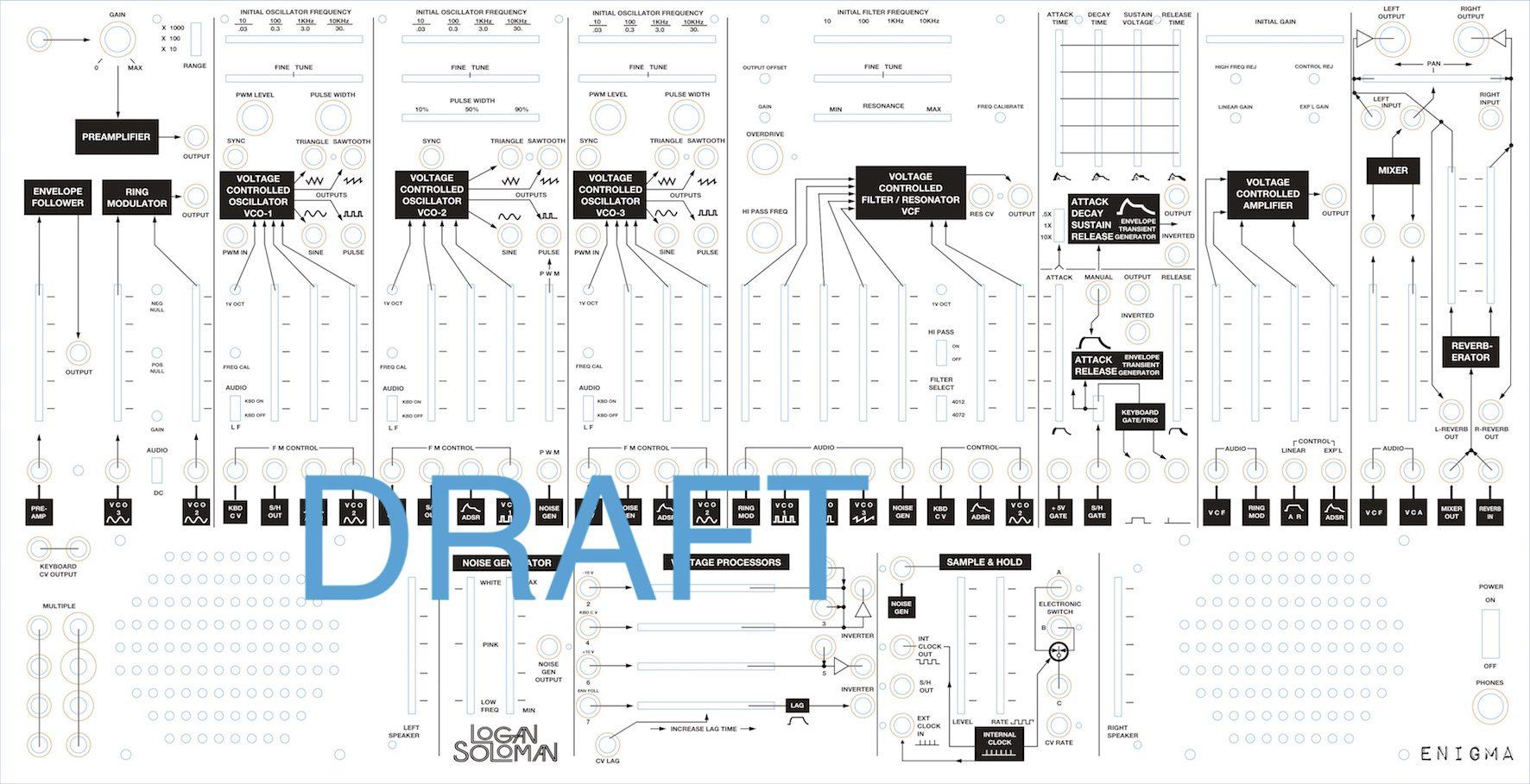 Preview Enigma, der neueste ARP20 Hardware Clone   AMAZONA.de