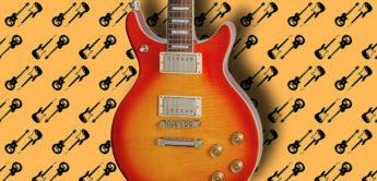 Test: Epiphone Les Paul DC Pro FC, E-Gitarre