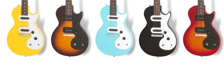 Epiphone Les Paul SL colors