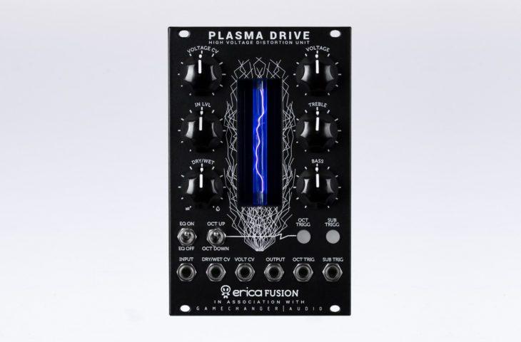 Erica Fusion Plasma Drive