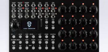 Erica Synths Black Sequencer, 4-kanalig mit vielen Extras