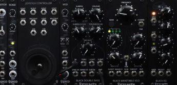 Erica Synths Black Double Bass, Modul mit zwei Suboszillatoren