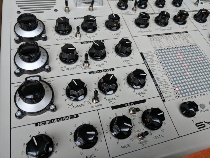 Erica Synths Syntrx