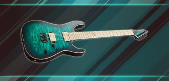 Test: ESP E-II M-II NT BTB, E-Gitarre