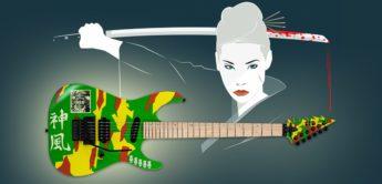 Test: ESP LTD GLKAMI 4, E-Gitarre