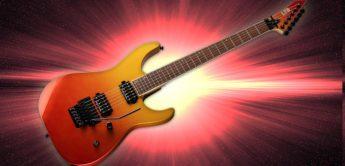 Test: ESP LTD M-400 SOLFD, E-Gitarre