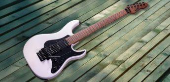 Test: ESP LTD SN 1000, E-Gitarre