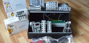 Eurorack Modular-Workshop: Bussystem und Stromversorgung