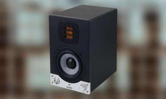 Test: EVE audio SC204, Nahfeldmonitor