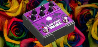 NAMM News 2019: Eventide Rose, Effektpedal