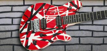 Test: EVH Wolfgang Special Striped, E-Gitarre