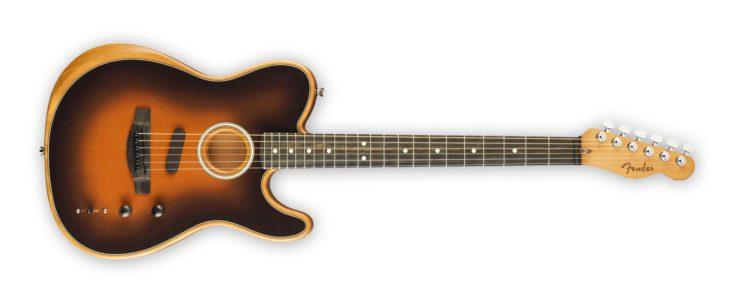 Fender Acoustasonic Tele Front