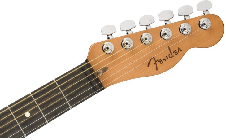 Fender Acoustasonic Tele Headstock