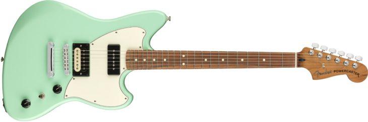 NAMM 2019: Fender stellt neue Powercaster Serie vor