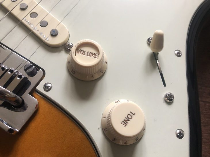 Fender American Ultra Stratocaster S1 Switch