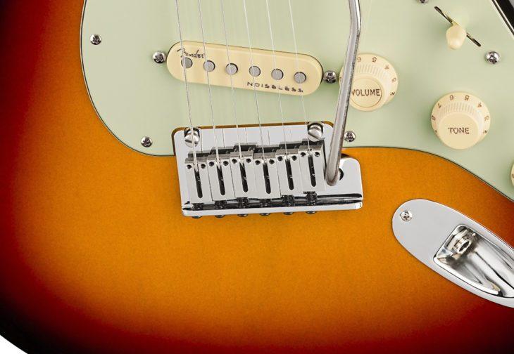 Fender American Ultra Stratocaster Vibrato