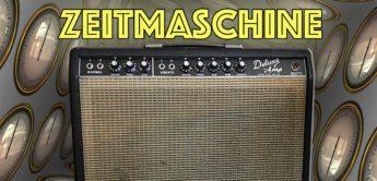 Zeitmaschine: Fender Deluxe Blackface von 1964