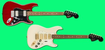 Fender Limited Edition Stratocaster, E-Gitarre