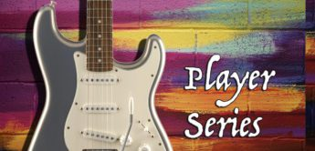 Test: Fender Player Series Strat PF Silver, E-Gitarre